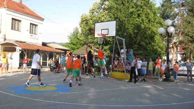 Održan peti Street basket turnir u Arilju