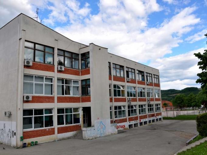 Srednja škola u Arilju