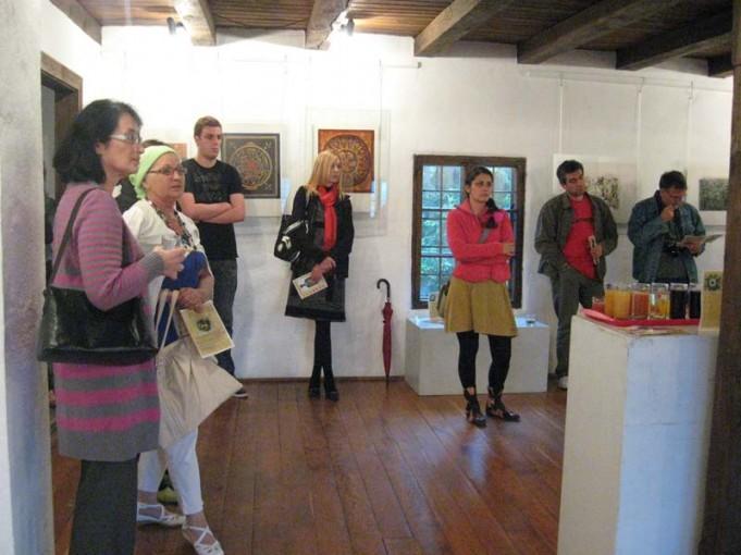 Izložba grafika u Gradskoj galeriji