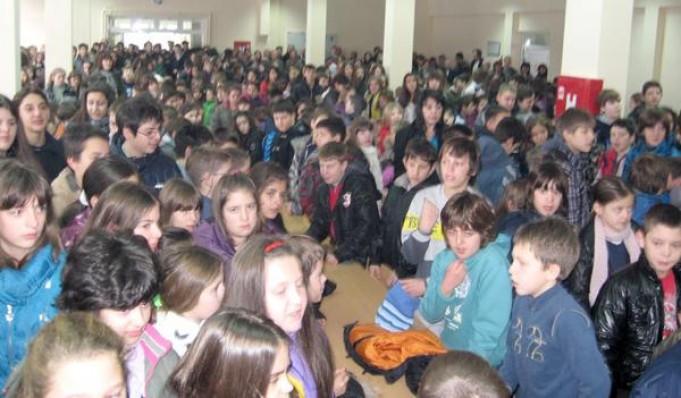 Proslavljen Savindan u Osnovnoj školi u Arilju