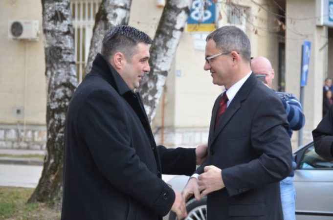 Ministar Glamočić u poseti Arilju